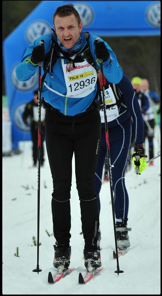 henrikbirken - skiløber